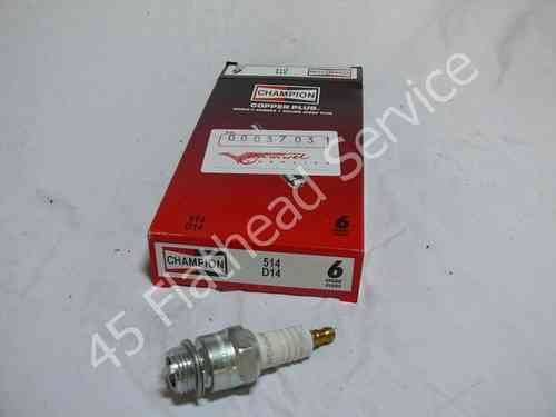 sparkplug Champion D14 HD no3