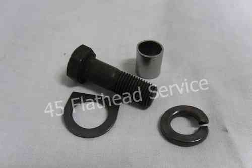 kit pedal bolt/ bush/ spring, all